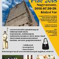 REND a LELKE mindENNEK Nagyvázsony 2018. július 20-29. Kinizsi Vár