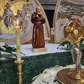 2018-09-23 Vasárnapi szentmise a Gazdagréti Szent Angyalok Plébánián (Évközi 25. vasárnap)