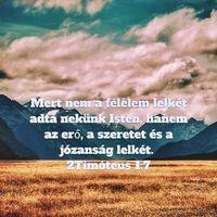 Isten útja vagy a tiéd?-Józan gondolkodás-Krisztus minden-Légy bölcs és megnyerő!-Légy hűséges!-Tartsd életben a reményt!