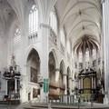 Müezzin és Kádis Mechelen székesegyházában