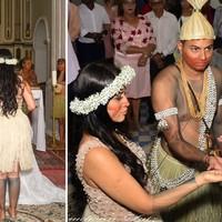 Az amazonasi esküvő megmutatja hamispróféta zsinati egyházának igazi arcát