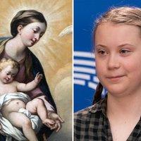 Gretinizmus: A katolikus misszionáriusok a Szűzanyához hasonlítják Greta Thunberget