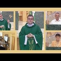 2019-07-14 vasárnapi szentmise a Gazdagréti Szent Angyalok Plébánián (Évközi 15. vasárnap)