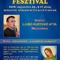 Szeretetláng Fesztivál 2018. augusztus 25-én Máriaremetén