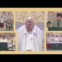 2019-05-19 vasárnapi szentmise a Gazdagréti Szent Angyalok Plébánián (Húsvét V. vasárnapja)