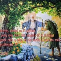 """Egyetértésben élni-Hogyan viselkedj a gyülekezetben?-Isten ígérete tékozló gyermekeinek-Jézus """"vállalta a zuhanást"""" érted-Sadrak, Mésák és Abed-Negó-Tedd le!"""