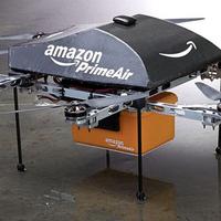Amazon üzletfejlesztés - Légből pottyantott csomag: drón hozza házhoz a pakkot