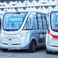 Innováció, üzletfejlesztés, újdonság az autóiparban – Vezető nélküli buszok fognak közlekedni egy svájci kisvárosban