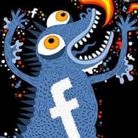 Itt a Facebook-szörnyeteg