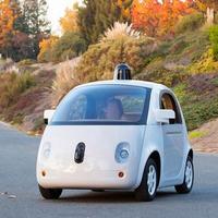 Napi Google üzletfejlesztés - Elkészült a Google robotautója