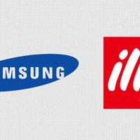 Samsung-Illy üzletfejlesztés - A kávézók új generációja jön