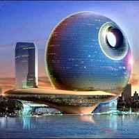 Hotel Halálcsillag avagy Furgangos Nyesztyerka az égbe megy - Űrhotelt építenek az oroszok