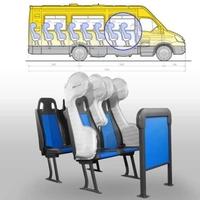 Innovatív Iveco - Légzsákburok a buszokon