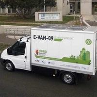 Kész az első magyar hibrid teherautó