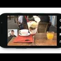Skype videóhívás Androidon
