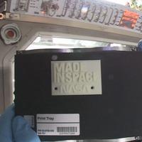 3D nyomtatás az űrben - Igazi csajozós, menő cucc