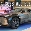 Innováció, üzletfejlesztés, újdonság az autóiparban - A fenntarthatóság-vonaton nincs fék a Toyotának sem