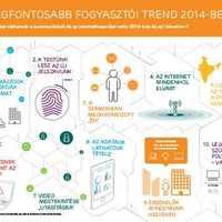Trendek, megatrendek, előrejelzések, üzletfejlesztési irányok -  2014 legfontosabb fogyasztói trendjei