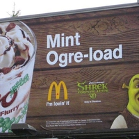 McDonald's termékfejlesztés - A kép csak illusztráció!
