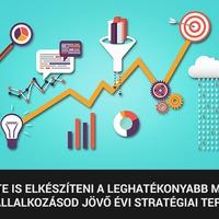Így tudod te is elkészíteni a leghatékonyabb módszerrel a vállalkozásod jövő évi stratégiai tervét