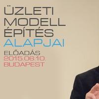 Új üzleti modell alapjai előadás júniusban