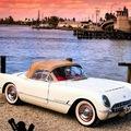 Chevrolet Corvette C1 1953-1962