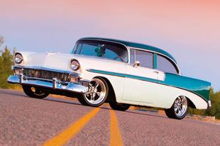Chevrolet Bel Air második generáció 1955-1957