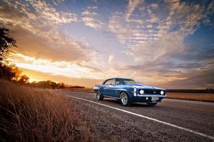 Chevrolet Camaro 1966-1969