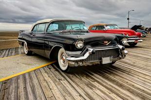 Cadillac Eldorado 1957-1958