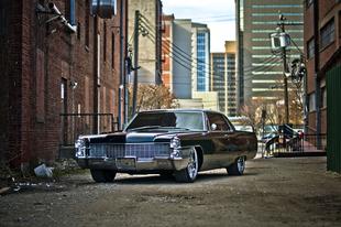 Cadillac DeVille 1965-1969