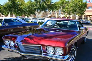 Buick Riviera (1971-1973)