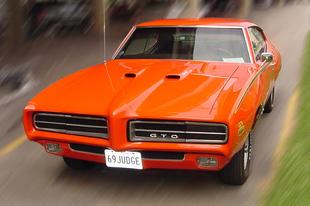 Pontiac GTO második generáció (1968-1973)