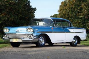 Chevrolet Bel Air harmadik generáció 1958