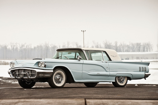 Ford Thunderbird 1958-1960