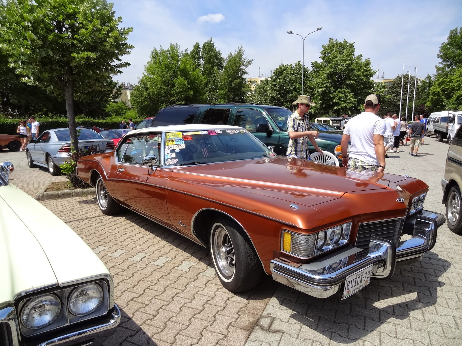 Buick Riviera Boattail, szép nagy vas