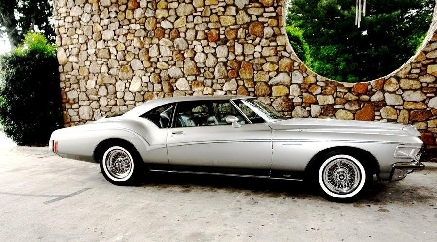 Buick Riviera Boattail - melyik filmben láthattuk?