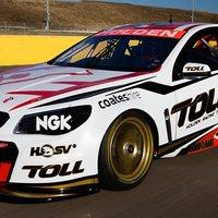 Az SP Tools váltja a Toll-t a Holden Racing Team-nél