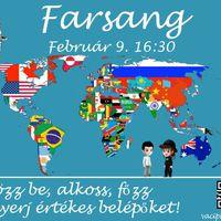 Farsang!