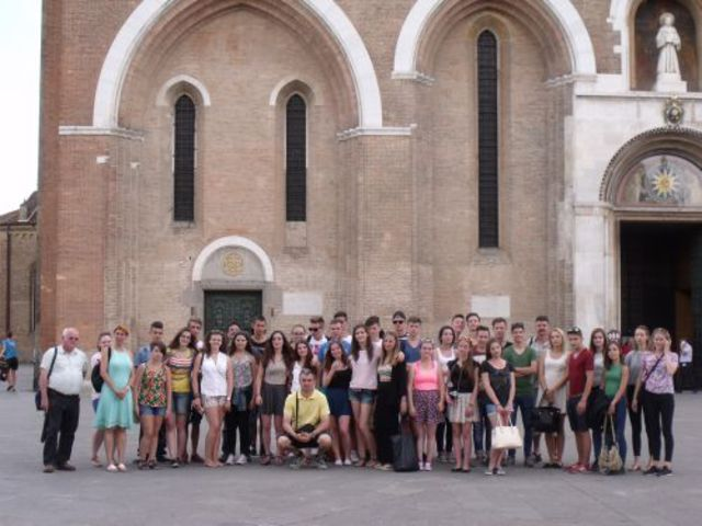 Észak-olaszországi kirándulás