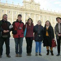 Madridban jártunk - Elindult a Comenius Program
