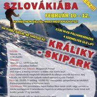 Sítábor Szlovákiában