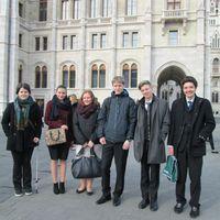 Diákjaink az ENSZ Modell budapesti ülésén