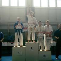 Karate sikerek
