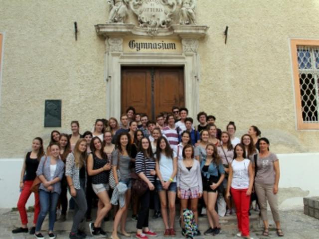 Bécsi diákprogram