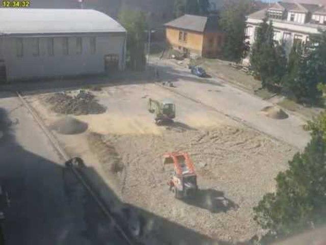 Műfüves pálya épült az iskola udvarán!