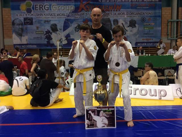 Újabb sportsikerek az Aradi családban és a Piárban