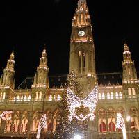 Bécs adventben, advent Bécsben