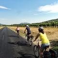 Dunántúli kerékpártúra - Kalász Ákos tanár úr vezetésével