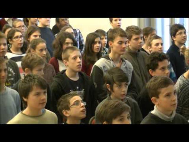 Együtt Szaval a Nemzet - Magyar Kultúra emléknapja