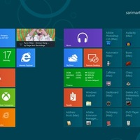 Windows 8 Metro Style